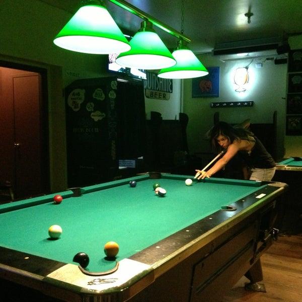 Photo taken at Bleecker Street Bar by Suri R. on 7/18/2013