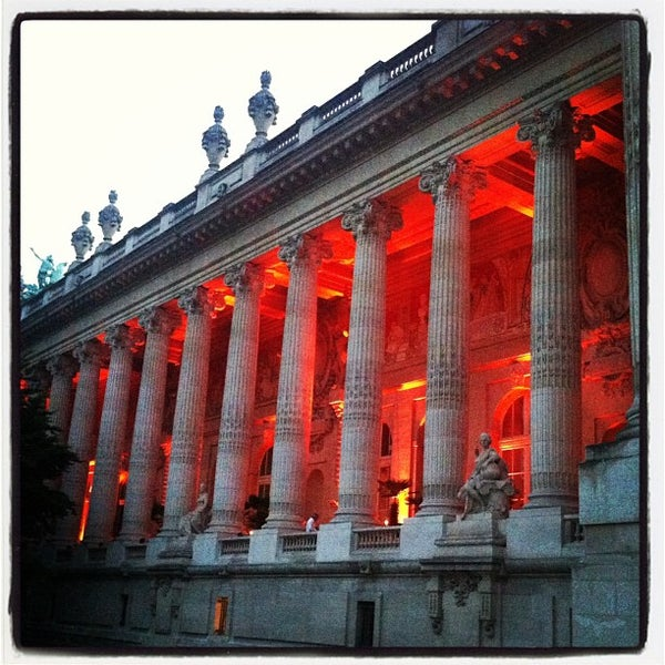 Photo taken at Grand Palais by Margarita T. on 7/26/2013