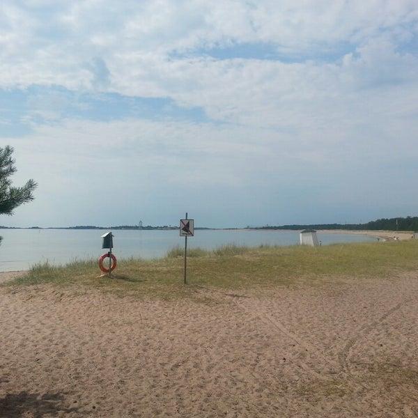 Photo taken at Tulliniemi by Kari K. on 7/28/2014