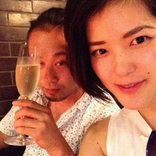 Photo taken at ぽつらぽつら by NOBU 7. on 7/14/2014