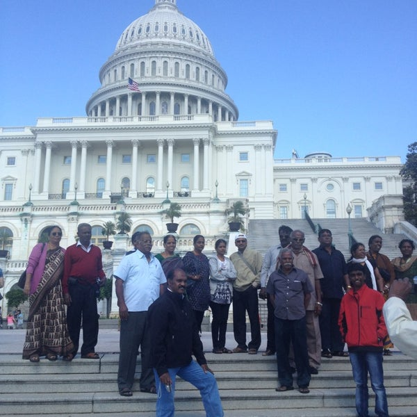 Photo taken at United States Capitol by Cathleen R. on 5/12/2013