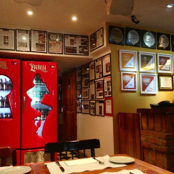 Restaurant Nio Paris