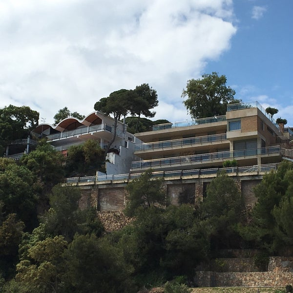 Photo taken at Cala Canyelles by Michael K. on 6/2/2016