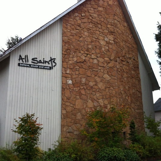 Allsaints Seattle Wa: All Saints Church