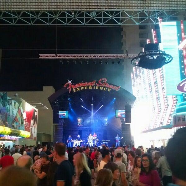 Photo taken at Downtown Las Vegas by SDFlipFlops on 8/5/2016
