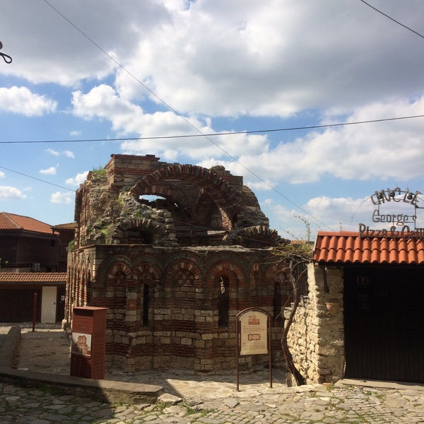 Where's Good? Holiday and vacation recommendations for Nessebar, Bulgaria. What's good to see, when's good to go and how's best to get there.