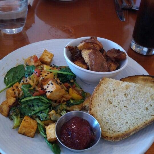 Photo taken at Lula Café by Spencer Benjamin W. on 8/15/2015