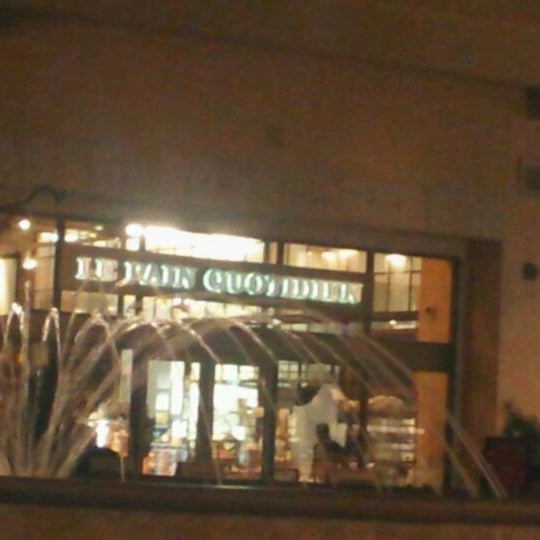 Photo taken at Le Pain Quotidien by Reza R. on 12/24/2011