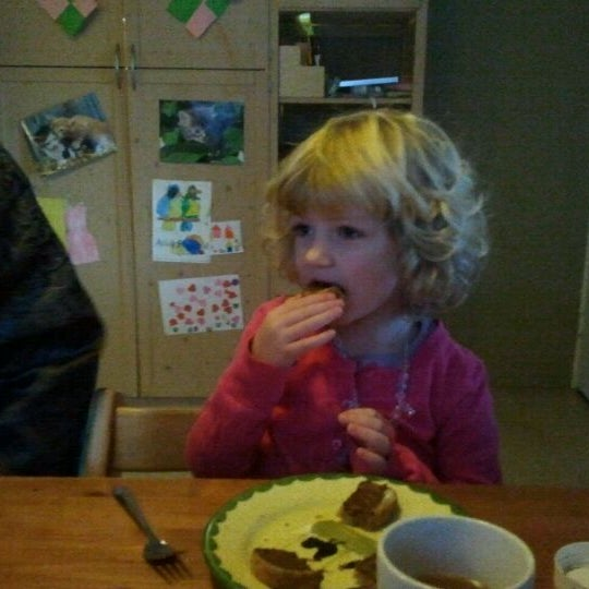 Photo taken at Breakfast Table by Elza v. on 2/11/2012