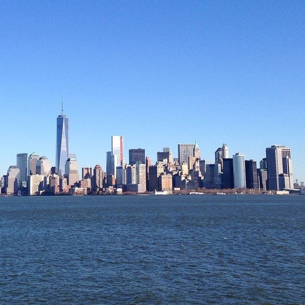 Photo taken at New York Harbor by Ulises C. on 11/23/2013
