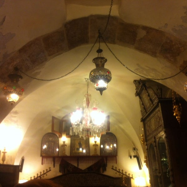 Photo taken at Armenian Tavern by Kostya on 5/10/2014