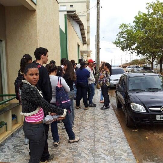 Photo taken at Restaurante Universitario by Michel J. on 10/17/2012