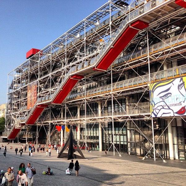 centre pompidou mus 233 e national d moderne museo de arte en h 244 tel de ville