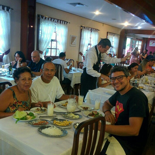 Photo taken at Oasis Churrascaria by Zulu V. on 5/8/2016