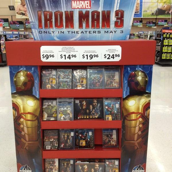 Photo taken at Walmart Supercenter by @jason_ on 4/28/2013