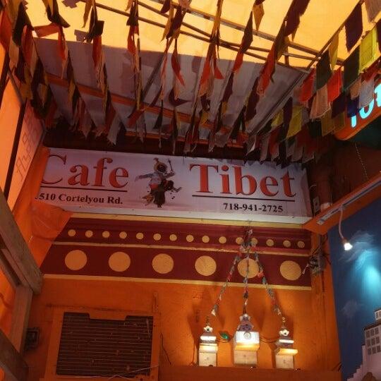 Photo taken at Cafe Tibet by Adam R. on 7/15/2015
