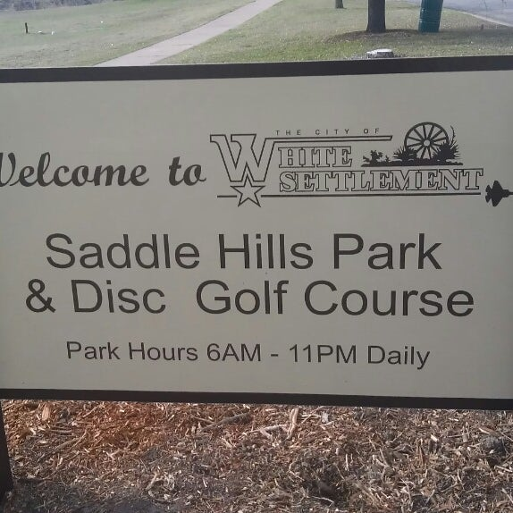 Photo taken at Saddle Hills Disc Golf Course by Talon P. on 3/19/2013