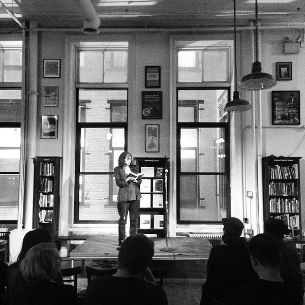 Photo taken at Housing Works Bookstore Cafe by Noah F. on 4/2/2014