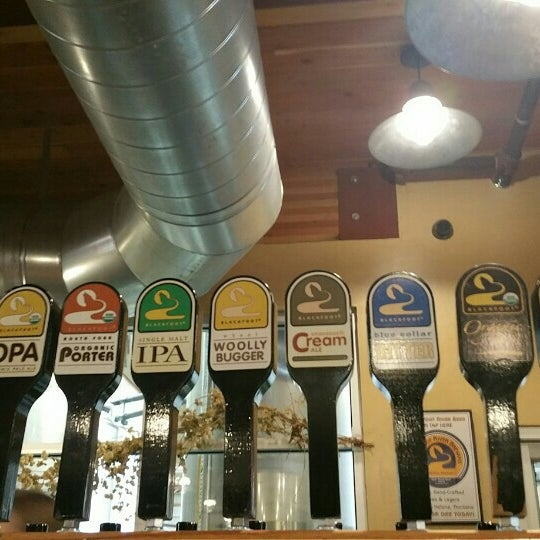 Photo taken at Blackfoot River Brewing Company by Cynthia S. on 7/17/2015