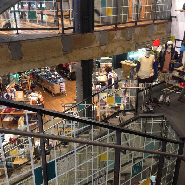 Photo taken at Urban Outfitters by Daniele M. on 4/19/2013