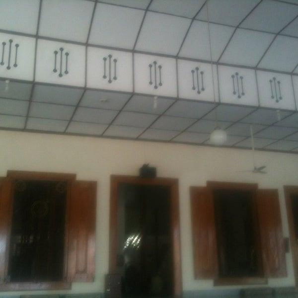 Photo taken at Masjid Jami' Kauman Pekalongan by Setsuna S. on 7/17/2013