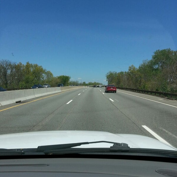 Photo taken at Garden State Parkway -- Saddlebrook by Barbara D. on 5/4/2013