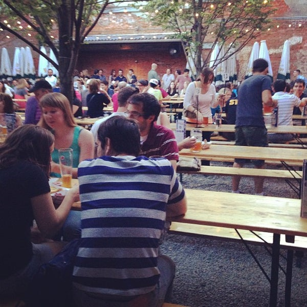 Photo taken at Frankford Hall by Megan H. on 6/22/2013