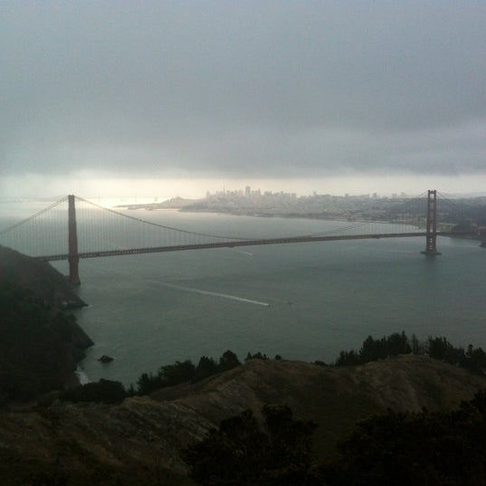 Photo taken at Vista Point by Ronny A. on 10/4/2012