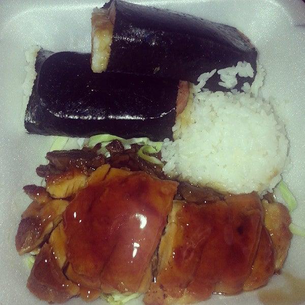Photo taken at Aloha Kitchen by Emmanuel A. on 7/20/2013