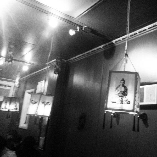 Photo taken at Cafe Tibet by Kiki C. on 10/26/2013