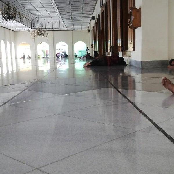 Photo taken at Masjid Jami' Kauman Pekalongan by senopati D. on 4/24/2014