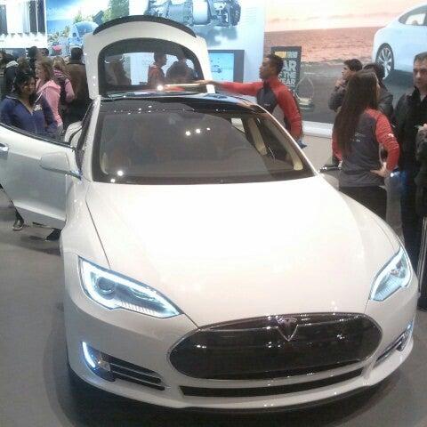 Tesla Motors Auto Dealership