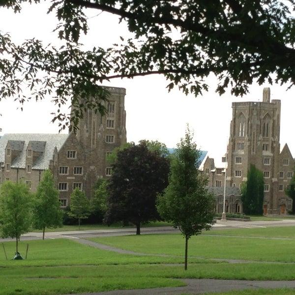 Photo taken at Cornell University by Tony M. on 7/10/2013