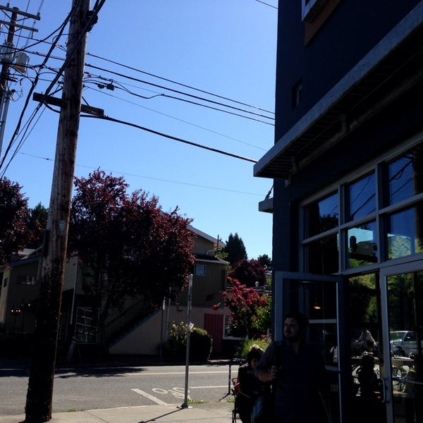Photo taken at Crema Bakery and Cafe by Brian H. on 9/4/2014