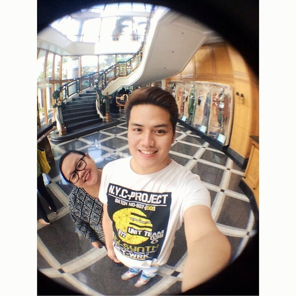 Photo taken at GMA Network Center by Popoy L. on 1/3/2015