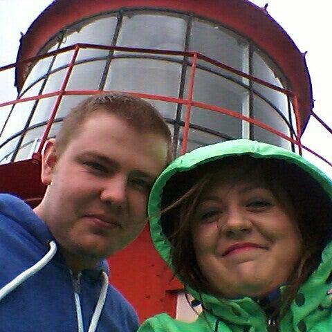 Photo taken at Kõpu tuletorn  | Kõpu Lighthouse by Gita on 8/26/2014