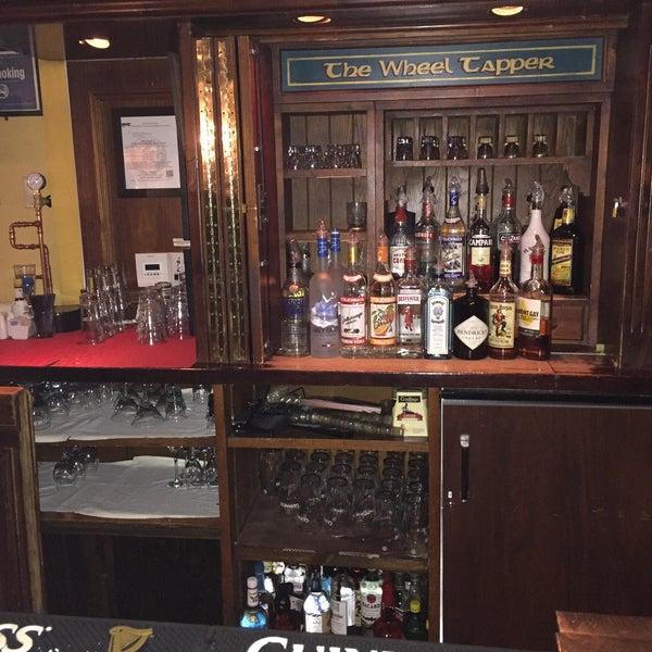 Photo taken at The Wheeltapper Pub by Stavros K. on 2/11/2016