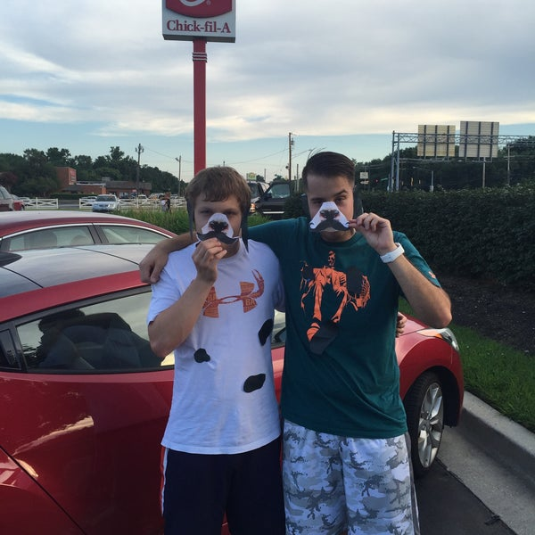 Photo taken at Chick-fil-A by Adam T. on 7/14/2015