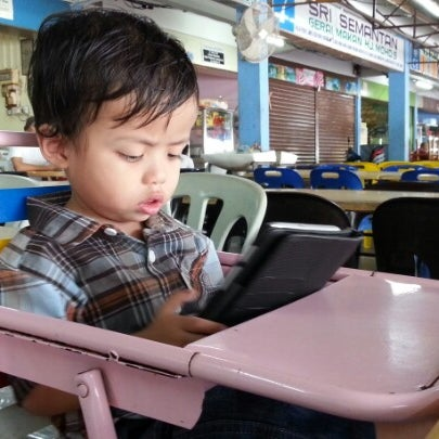 Photo taken at Restoran Anjung Seri by Samsul N. on 12/23/2012