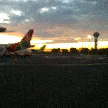 Photo taken at Jomo Kenyatta International Airport (NBO) by Dorian S. on 6/24/2012