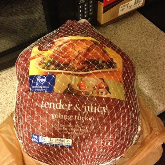 Photo taken at Kroger by Jeff W. on 11/22/2012
