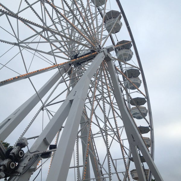 Photo taken at Ferris Wheel At The Pike by Amy Lindsey S. on 6/3/2013