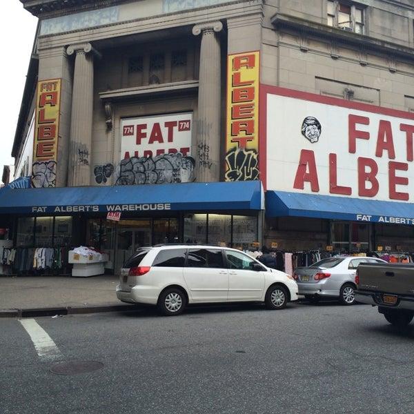 Fat Albert Department Store 31