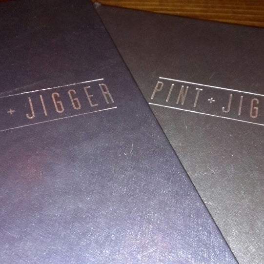 Photo taken at Pint + Jigger by Rob G. on 5/27/2013