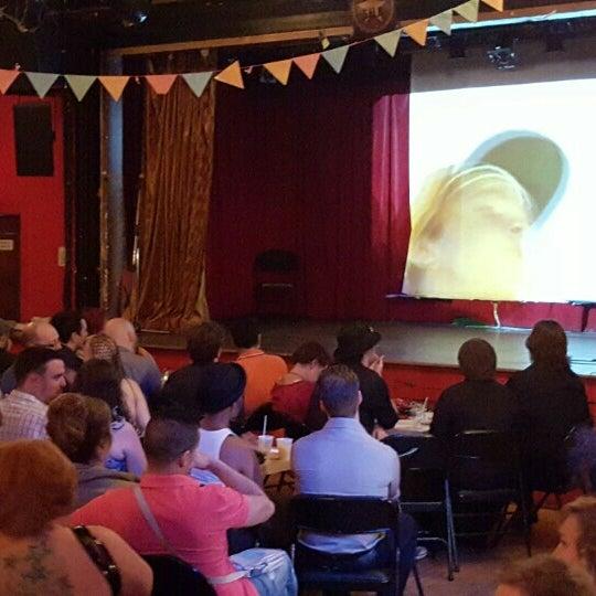 Photo taken at La Sala Rossa by Paul A. on 7/26/2015
