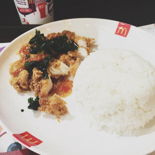 Photo taken at McDonald's by teukfa_me on 4/1/2016