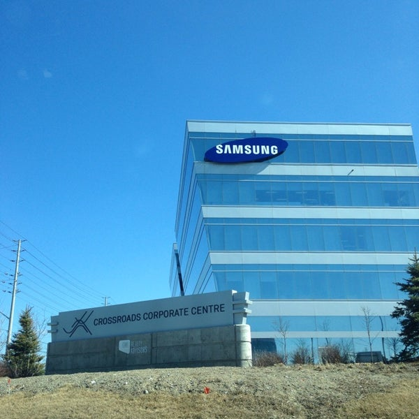 Samsung Electronics Canada Meadowvale North Business