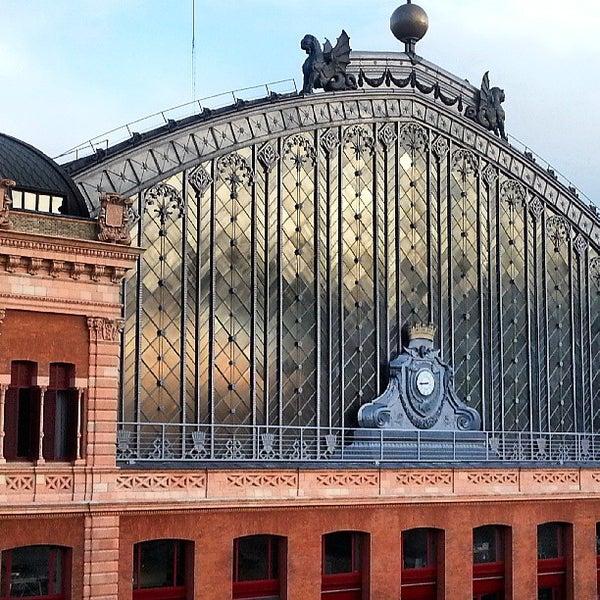 Estaci N De Madrid Puerta De Atocha Atocha Pza Del