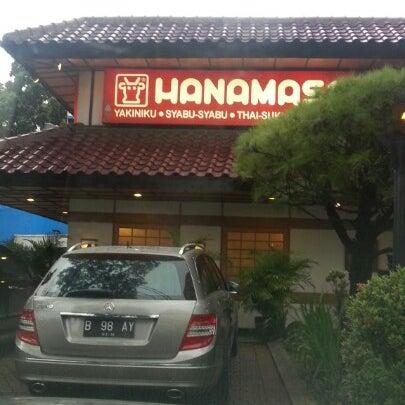 Photo taken at Hanamasa by Harnawan H. on 1/13/2013