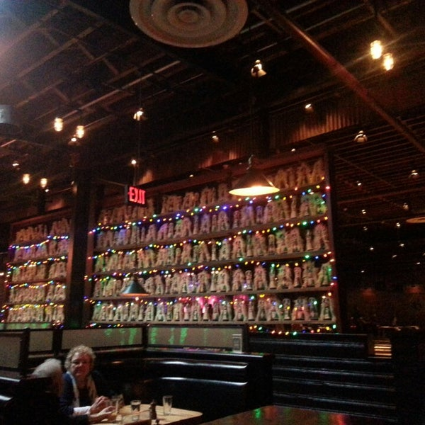 Photo taken at Brooklyn Bowl by Raquel A. on 4/26/2014